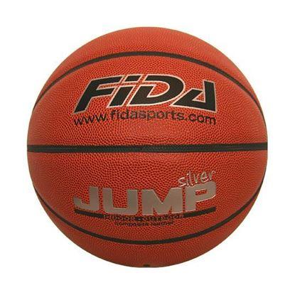 Košarkarska žoga FIDA Jump Silver