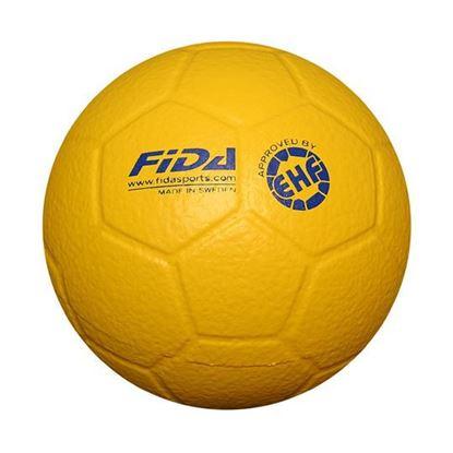Rokomentna Žoga FIDA Soft 48 - EHF Approved, primerna za mlajše kategorije