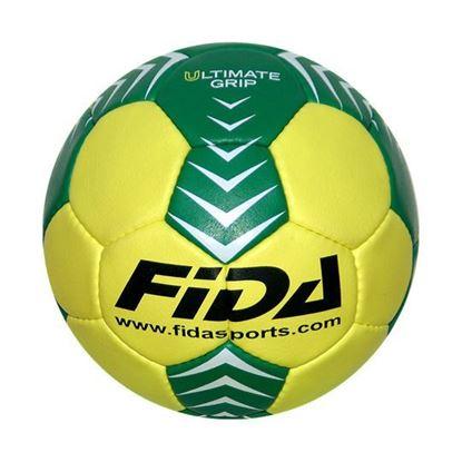 Rokometna žoga FIDA Ultimate Grip iz najkvalitetnejšega umetnega mikro usnja