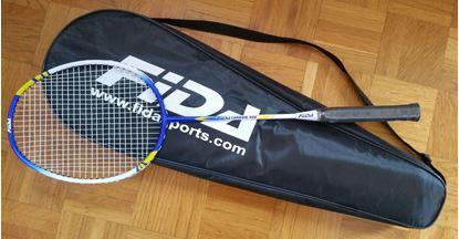 Picture of Rekreativni badminton lopar FIDA 900 carbon